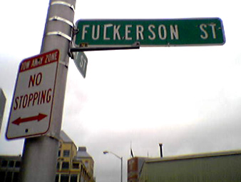 Fuckerson Street, September 3, 2007